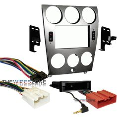 Nice Awesome Metra 99-7523S Single/Double DIN Stereo Install Dash Kit for 2003-2005 Mazda 6 2018 Check more at http://24go.cf/2017/awesome-metra-99-7523s-singledouble-din-stereo-install-dash-kit-for-2003-2005-mazda-6-2018/