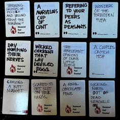 DIY your own cards of humanity game or hilarious ideas for blank cards in cards of humanity game