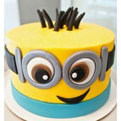 Class: Fondant 101 Minion Cake - Classes