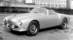 1957 Alfa Romeo  Maintenance/restoration of old/vintage vehicles: the material for new cogs/casters/gears/pads could be cast polyamide which I (Cast polyamide) can produce. My contact: tatjana.alic@windowslive.com