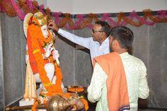 कबीरधाम जिला अंतर्गत ग्राम ठाठापुर में आयोजित श्री गोसाई मंदिर के जीर्णोंद्धार कार्यक्रम समारोह में सम्मिलित होकर की पूजा अर्चना I