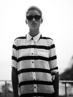 stripe it up! @EmilyandMeritt