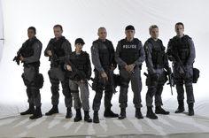 Flashpoint Cast