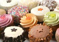 Yummy!... Local cupcake-store in Copenhagen (Agnes Cupcakes)