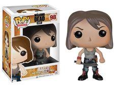 The Walking Dead POP! Vinyl Figur Maggie 10 cm