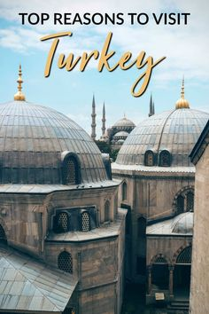 Top Reasons to Visit Turkey | Top Things to do in Turkey | Turkey Hot Air Balloon | Holiday in Turkey | Top Holiday Destinations | Best Places for a Holiday #turkey #vacation #holidays