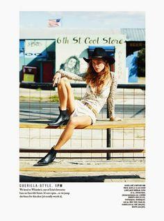 Shop Til You Drop 10th March 2014, Erin Wasson