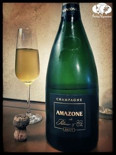 Wine review, tasting notes, rating of Amazone de Palmer & Co, Champagne.