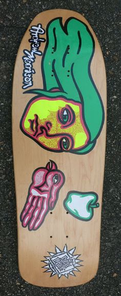The New Deal Andrew Morrison Deck