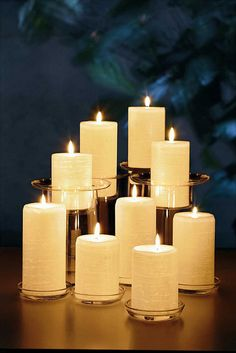 Glo Candles by Partylite www.PartyLite.biz/loubelieves