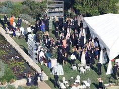 X17 - Casamento de Jessica Simpson e Eric Johnson em Santa Bárbara, na Califórnia, nos Estados Unidos (Foto: X17online/ Agência)