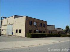 Magazijn - Atelier te koop Dendermonde