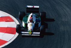 Johnny Herbert, Magny-Cours 1991, Lotus 102B