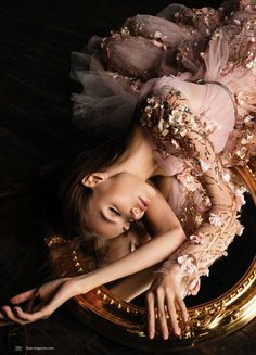 """I have made a pact with the night, I have felt it softly healing me,"""" ― Aimé Césaire, The Collected Poetry Fantasy Photography, Creative Photography, Fashion Photography, Sparkling Stars, Fairytale Dress, Princess Aesthetic, Creative Portraits, Dark Beauty, Faeries"""