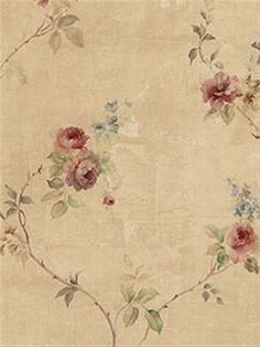 Interior Place - Light Taupe SP24431 Rose Trail Wallpaper, $14.99 (http://www.interiorplace.com/light-taupe-sp24431-rose-trail-wallpaper/)