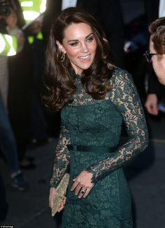 Kate, a former history of art student at St Andrew's, was at the 2017 Portrait Gala in her...