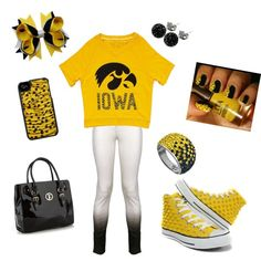 """Go Hawks"" by MzMamie on Polyvore"
