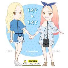 Fanart | Taeyeon #snsd