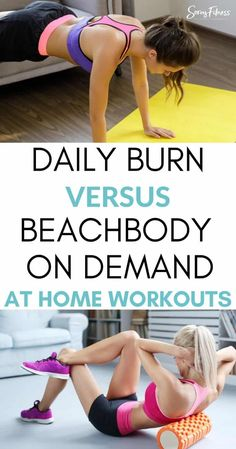 We compare Daily Burn and Beachbody on Demand's workouts, nutritional guides, support, and costs to help you find the best fitness program for your goals. At Home workouts | 21 Day Fix | Workout at Home | #beachbody #21dayfix #weightloss