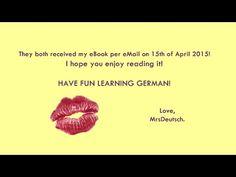 German Grammar, Learn German, Fun Learning, Languages, Have Fun, Teaching, Grammar, Tips And Tricks, Idioms