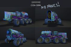 con-CERN No Nukes by Bloodstability