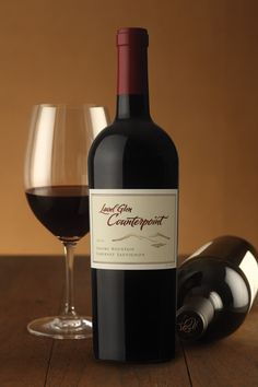 Counterpoint Cabernet Sauvignon - Meant to be enjoyed at the time of release, we make Counterpoint from the vineyard lots which display the most juicy, forward fruit and softest tannins.