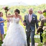 Wedding Wednesday: The Benson Wedding   Bridebook Photo by Megan Vaughan Photography