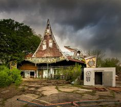 Abandoned Amusement Parks From Seph Lawless Photos - ABC News