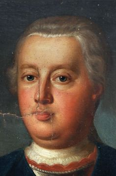 Schmidt, Dresden, Friedrich Wilhelm I, Detail, Painting, Art, Graphic Prints, Painting Art, Painted Canvas