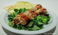 Chef Home Made: Spiedini di pollo marinati allo zenzero