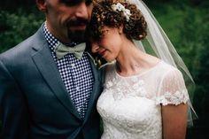 bride and groom portrait; columbus wedding photographer; j hannah; intimate
