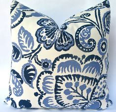 Decorative Indoor Outdoor Pillow Cover Large by MakingFabulous