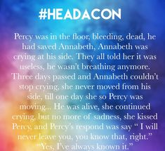 I want to cryyyy😭😭 Percy Jackson Annabeth Chase, Percy Jackson Head Canon, Percy Jackson Ships, Percy Jackson Quotes, Percy Jackson Fan Art, Percy And Annabeth, Percy Jackson Books, Percy Jackson Fandom, Tio Rick