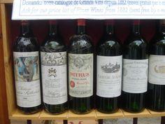 Bordeaux wine selection to go with my steak & potato!