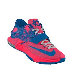 huge selection of 8a506 5bd8a I designed this at NIKEiD Kd 7, Kd Shoes, Sock Shoes, Running Shoes