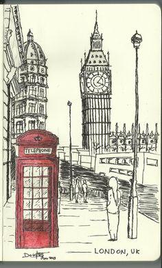 Big Ben In London Coloring Pages Pinterest Big Ben