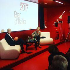 Pronti! La presentazione guida Bar d'Italia 2017 con Laura Mantovano curatrice della guida e Andrea illy @illy_coffee #bar2017GR #30annigambero Connection, Bar, Instagram Posts, Italia