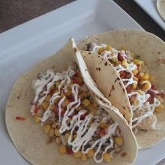 Easy fish tacos, Fish tacos and Tacos on Pinterest