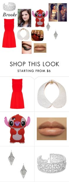 """""""Brooke's Christmas Outfit Chapter 10"""" by lyric-denali ❤ liked on Polyvore featuring Paige Denim, Alice + Olivia, Gemma Lister, Disney, Chanel, GUESS and Jon Richard"""