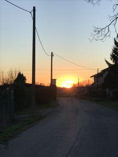 Stamattina la solita e energizzante fast walking 🏃🏻