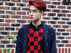 korean star fashion, Korean boy group, EXO K D.o Korean star Kyungsoo, Chanyeol, Kaisoo, Chanbaek, Exo Ot12, Korean Boy, Korean Star, Exo Korean, Korean Dramas