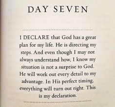 His plan prevails. His plan is perfect. Motivational Quotes For Life, Faith Quotes, Positive Quotes, Life Quotes, Worship Scripture, Bible Scriptures, Forever Quotes, King Of My Heart, Best Quotes