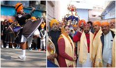 Hindi News Portal of India,Agra Samachar: गुरु गोविद सिह का धूम धम से मनाया गया प्रकाशोत्सव