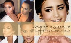 The Cheat's Guide To Flawless Contouring Contouring, Cheating, Articles, Make Up, Blog, Hair, Beauty, Contour Makeup, Makeup