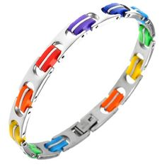 Gay teen wristband colors