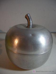 Cubitera de aluminio . Años 60-70