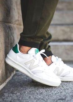 new product 45578 a7dfd Laufschuhe Für Männer, Leder Sneakers, Weiße Turnschuhe, Weiße Schuhe,