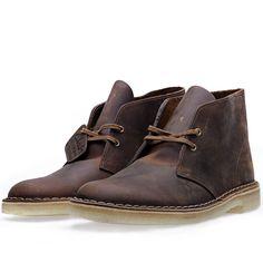 e40e7d4191f  Clarks Originals  Desert  Boot (Beeswax Leather) Pouštní Obuv