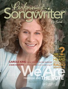 Carole King on songwriting