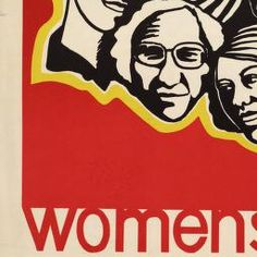 Political Posters, Labadie Collection, University of Michigan: International Womens Day